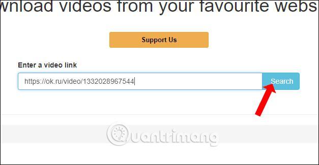 Cách download video trên ok ru
