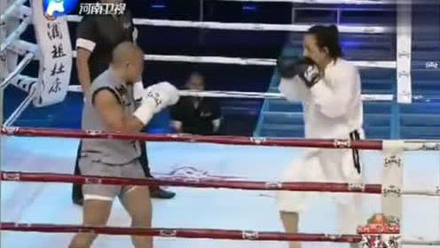 Võ Tăng Nhất Hổ, cao thủ Thiếu Lâm hàng fake loại 1