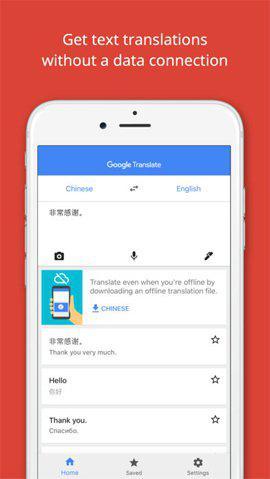 Dịch Tiếng Anh trên điện thoại với các ứng dụng dịch chất lượng
